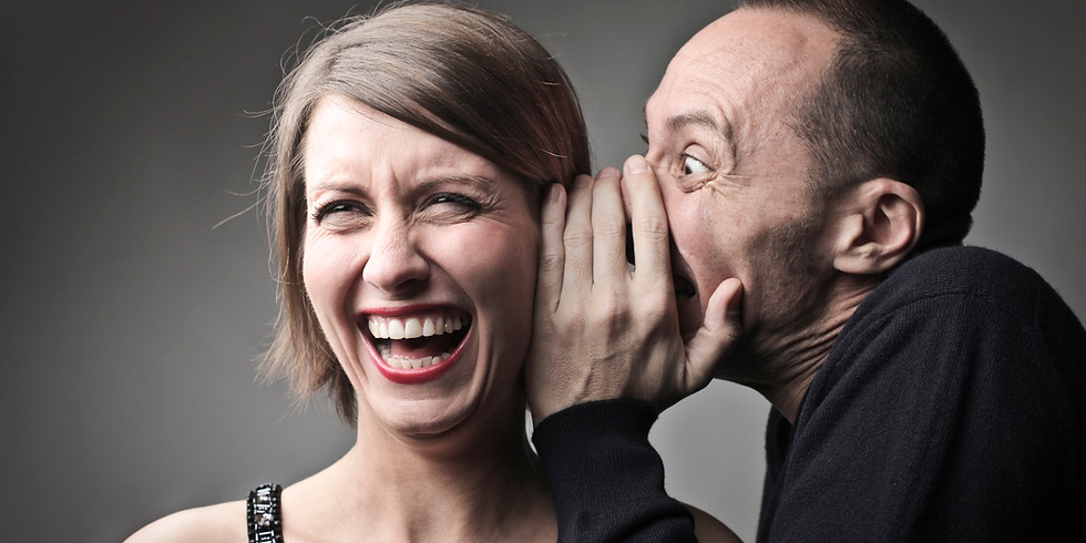 Laughing Your Life Healthy! Online & In-Person
