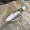 Thumbnail: Angel Healing Wand - Amethyst & Lemurian Crystal