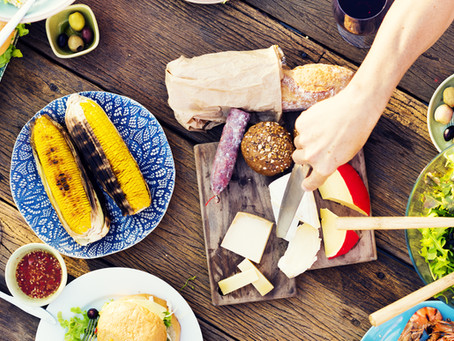 ANTON NEWSPAPERS: Slimming Solutions For The Memorial Day Barbecue