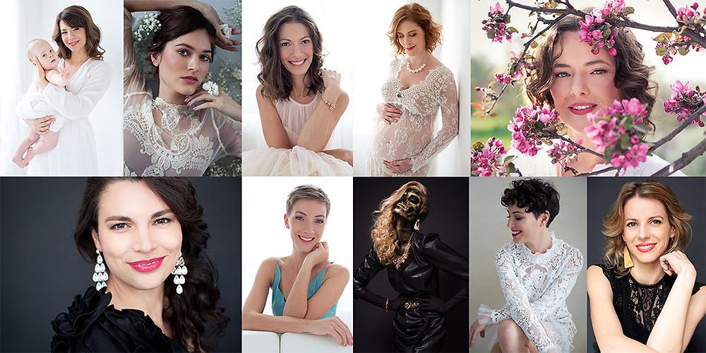 Jouca portraits, fotózás, élmény, nőiesség, énidő, glamour, magazin stílus