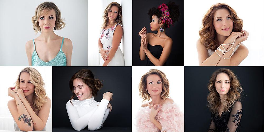 Jouca portraits, glamour, élmény, fotózás, nőiesség, önbizalom, énidő, csajos nap
