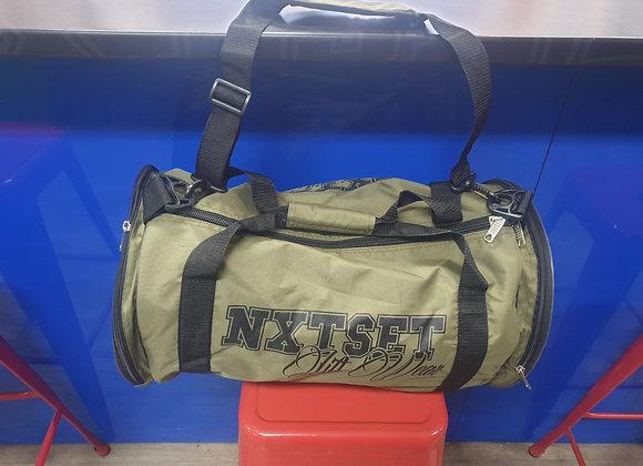 NXTSET Gym Bags -KHAKI