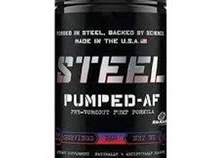 Steel Supplements Pumped AF Pre Workout