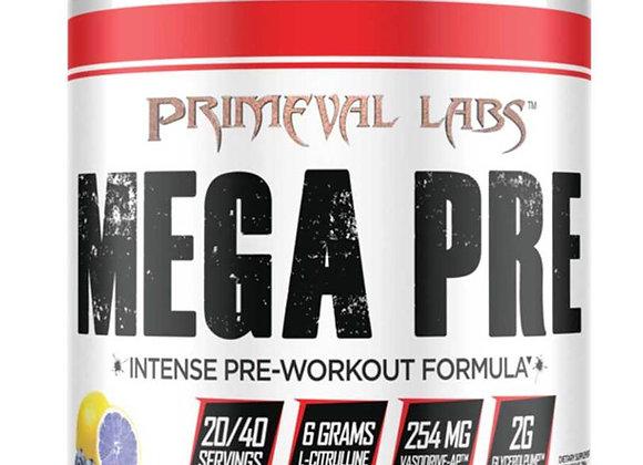 Mega Pre White by Primeval Labs