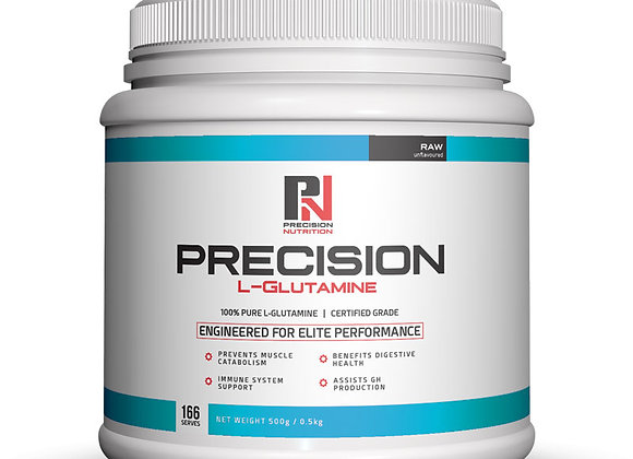 Precision Nutrition L-Glutamine 500g