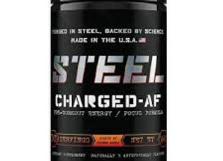 Steel Supplements Charged AF