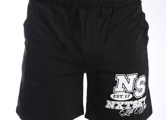 NXTSET Shorts - Black / White