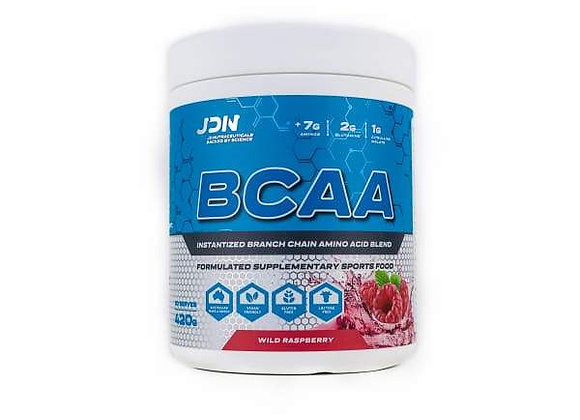 JD Nutraceuticals BCAA