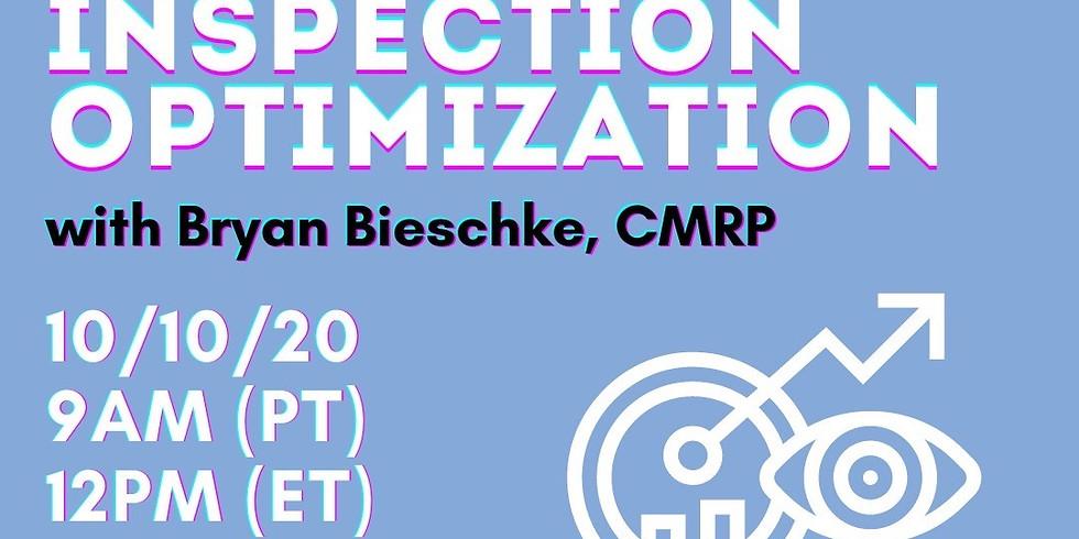 Mobile Equipment Inspection Optimization with Bryan Bieschke, CMRP