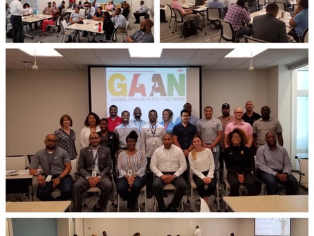 Package Your Passion Collaboration with the Dow GAAN Employee Resource Group