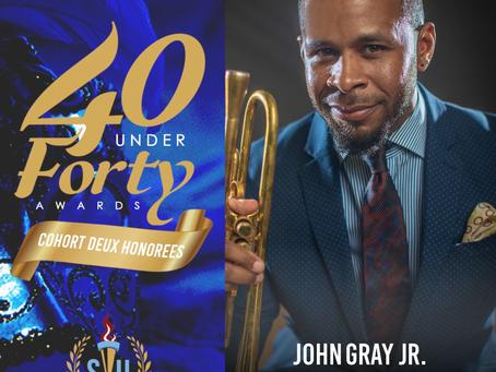 JOHN GRAY JR.