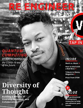 Re.engineer Magazine - Spring 2021 - Cov