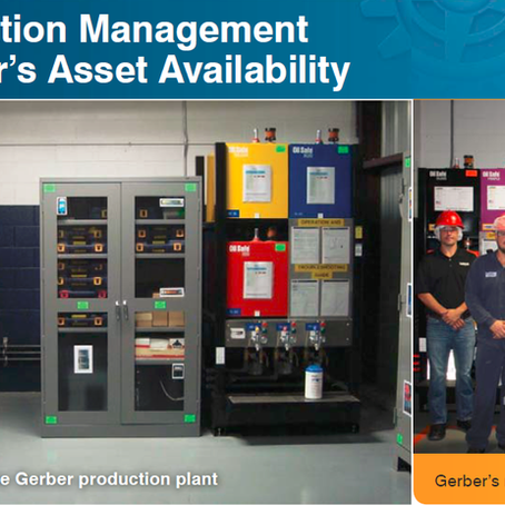 BETTER LUBE MANAGEMENT BOOSTS ASSET AVAILABILITY