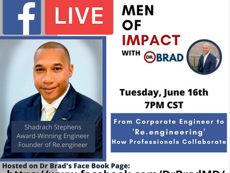 MEN OF IMPACT WITH DR. BRAD