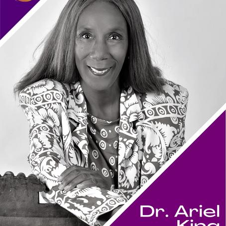 DR. ARIEL KING