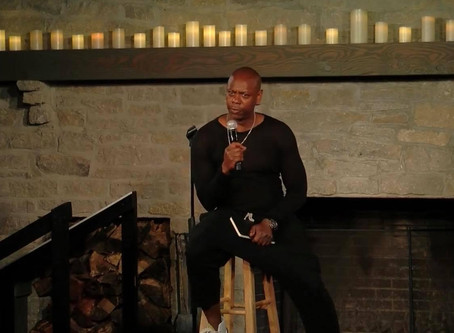 DAVE CHAPPELLE'S TOP 3 COPYWRITING TIPS