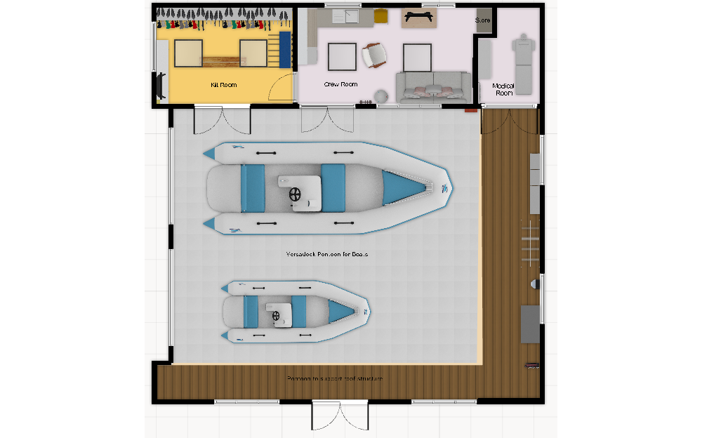 Potential Plans for Boathouse