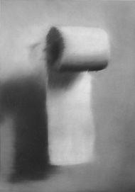 Gerhar Richter, Klorolle 1 1965.jpg