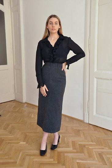 Pure wool skirt / M