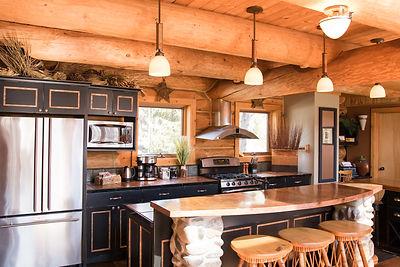 Ravenwood Lodge Kitchen