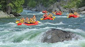 Rafting and Tubing