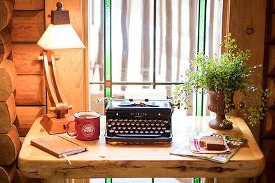 Kingfisher Typewriter