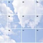 Himmel Motiv Set 41109