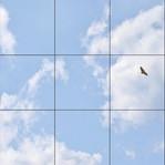 Himmel mit Laub 41104, 15er Set 3x5