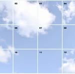 Himmel Motiv Set 41106
