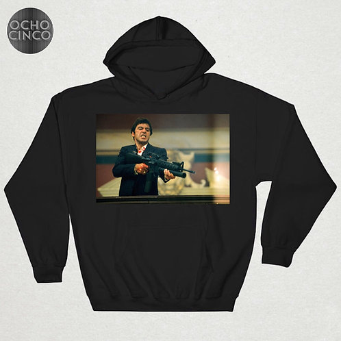 SCARFACE HOODIE NO. 2