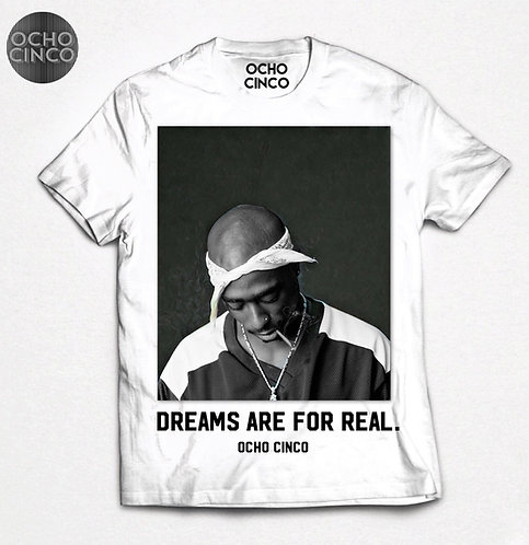 DREAMS ARE FOR REAL