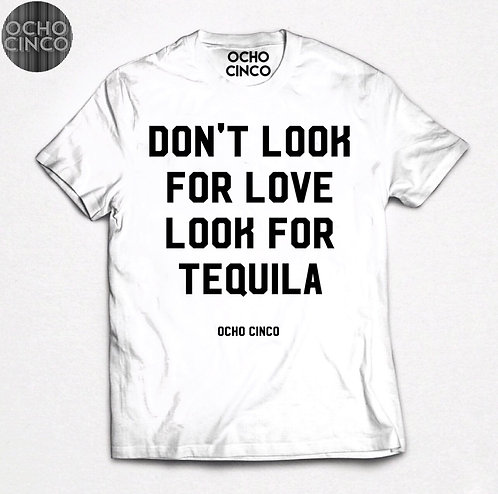 DON´T LOOK FOR LOVE