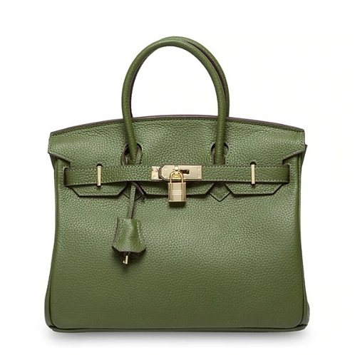 "The Bag. The Bellissima Collection, in ""Oliva"""