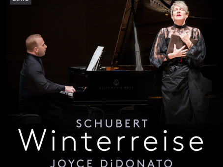 Joyce DiDonato's New Album, 'Winterreise' & the Female Perspective