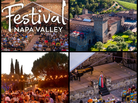 Festival Napa Valley: The Best Summer Cultural Experience in the World