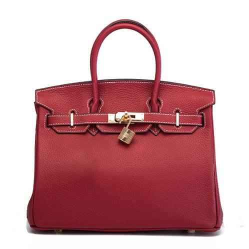 "The Bag. The Bellissima Collection, in ""Vino"""