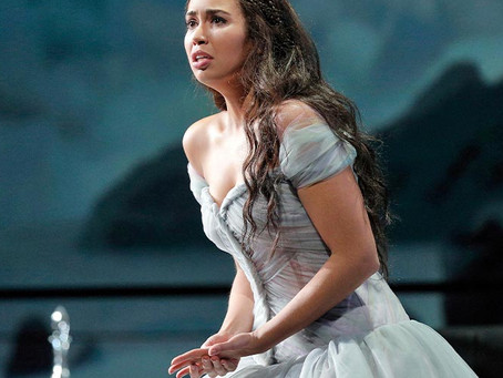 NADINE SIERRA TO PERFORM LEAD ROLE IN LUCIA DI LAMMERMOOR AT THE MET