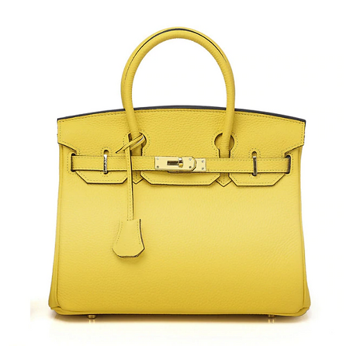 "The Bag. The Bellissima Collection, in ""Limoncello"""