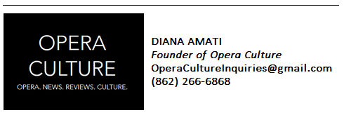 Diana Amati, Founder of Opera Culture.jp