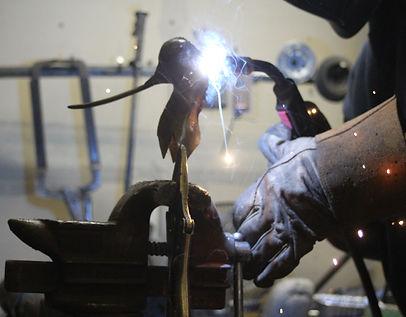 Parker McDonald welding