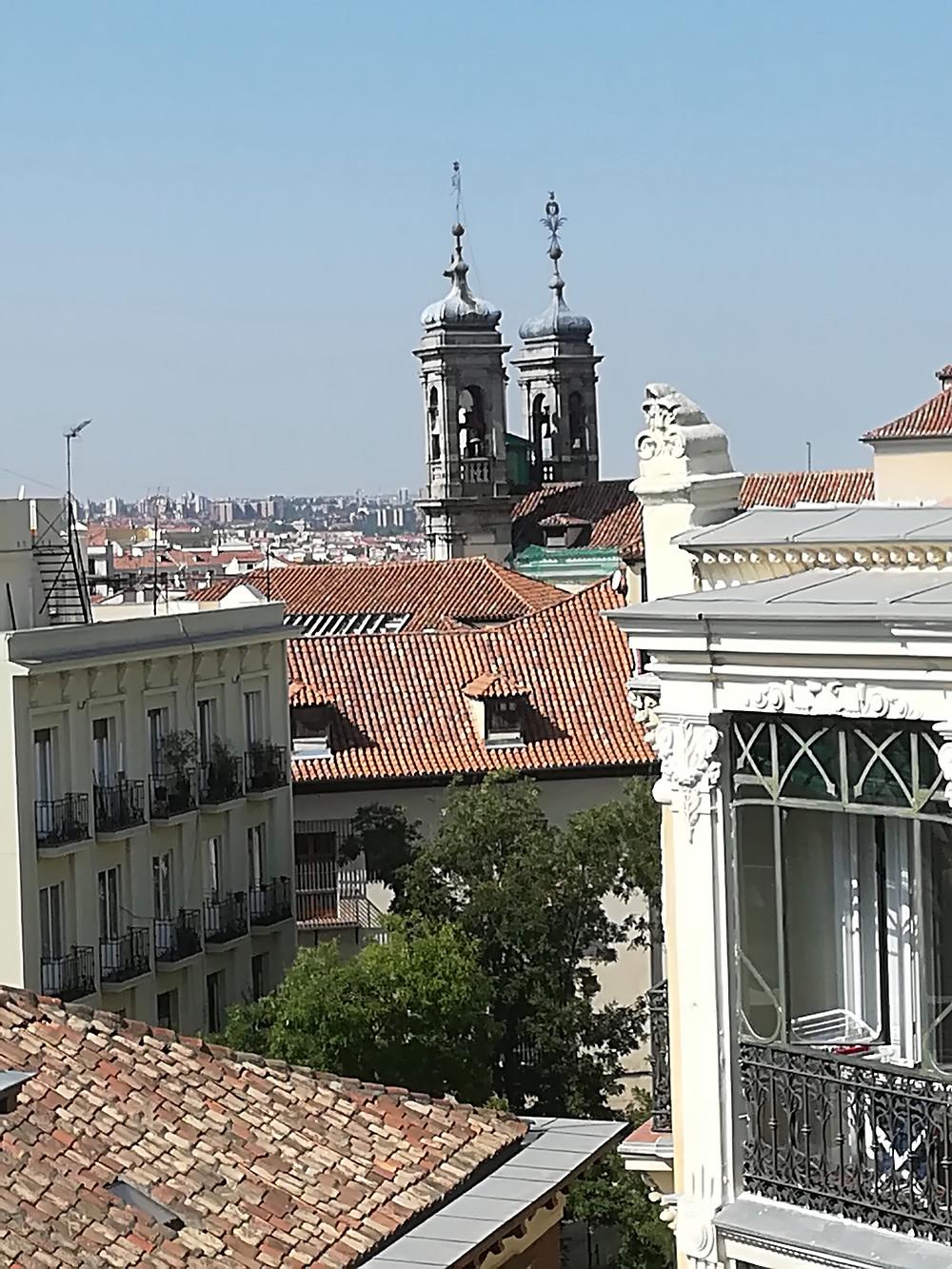 Church La Latina Madrid