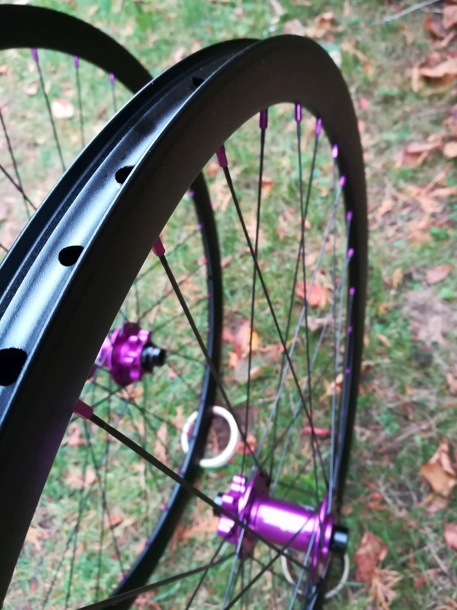 Disco30 Hope Pro4 purple CX-Ray