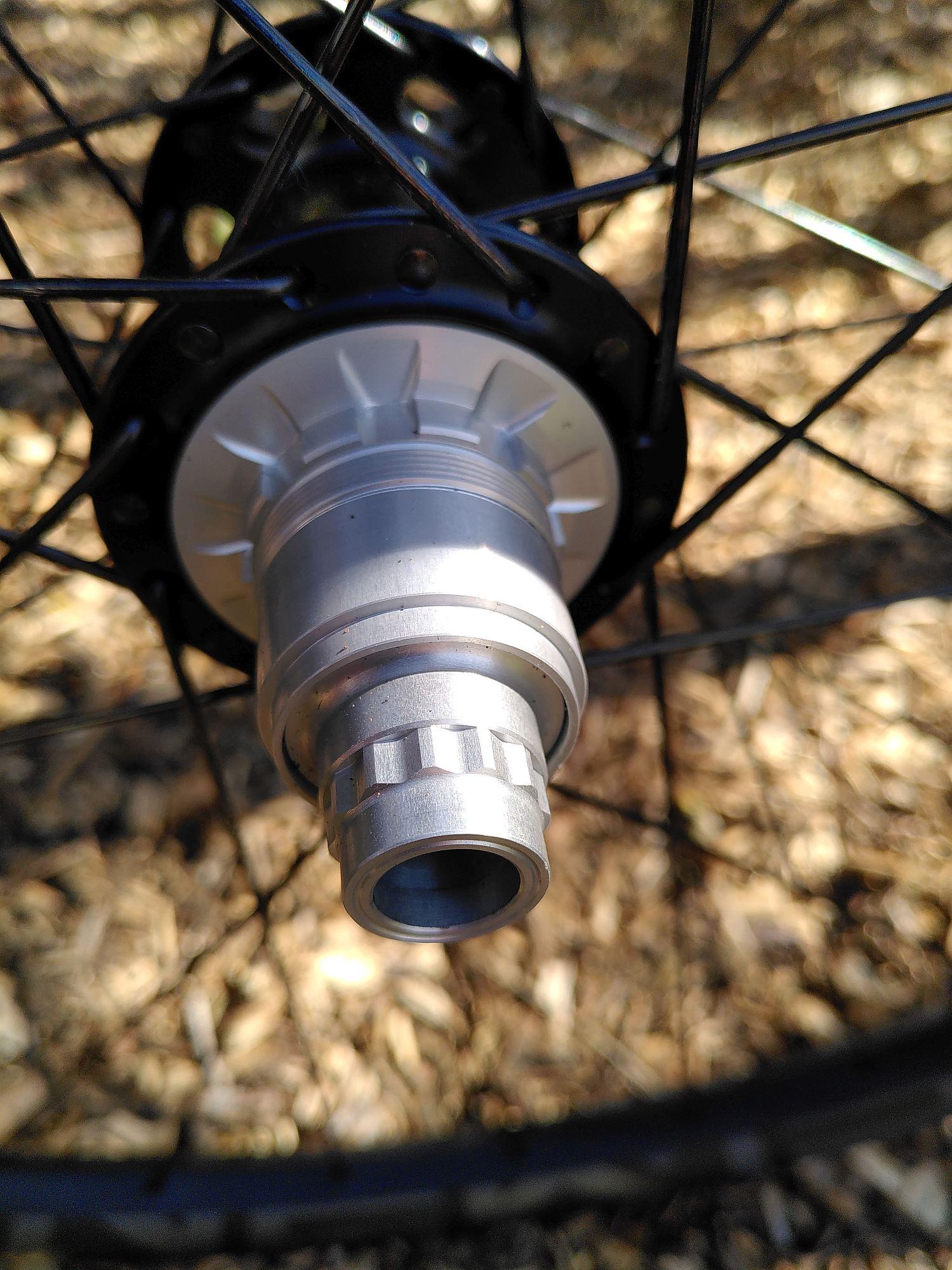 Newmen EG35 Trailmech ED Rear Boost