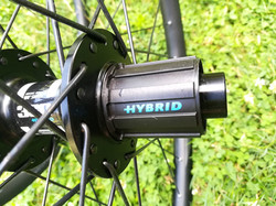 eMTB EG30 DT Hybrid