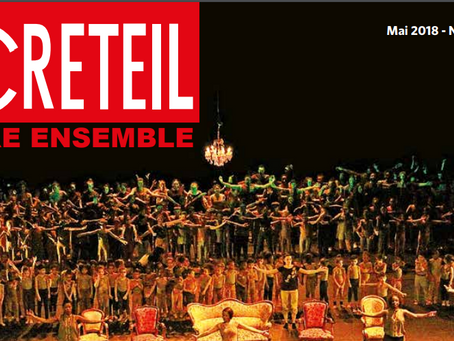 Le programme MAGE à CRETEIL - Journal vivre ensemble 05/2018