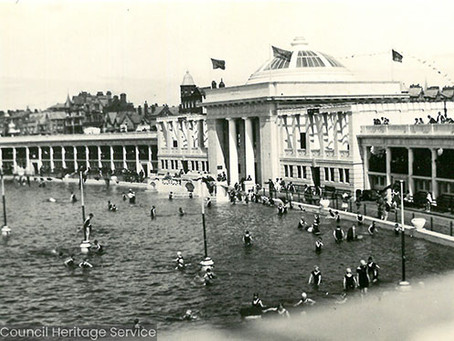 The South Shore Open Air Swimming Bath