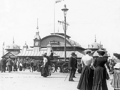 The North Pier: 150 Years and Counting