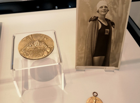 Lucy Morton Blackpool's Olympic Gold Medallist, 1924