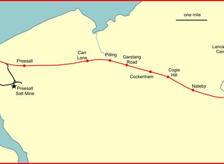 "The Garstang & Pilling Railway: ""The Pilling Pig"""