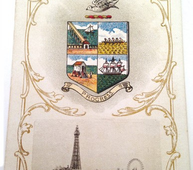 Borough of Blackpool Coat of Arms